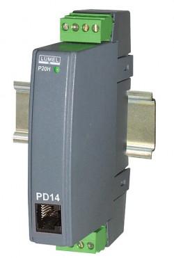Измерительный преобразователь постоянного тока, напряжения