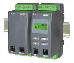 Измерительный преобразователь импульсов в напряжение (частоты, оборотов)