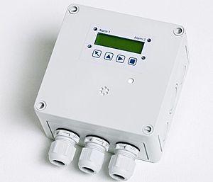 Газоанализатор стационарный, газовый контроллер