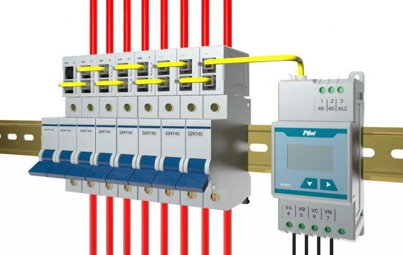 Многоканальные системы учета параметров электроэнергии