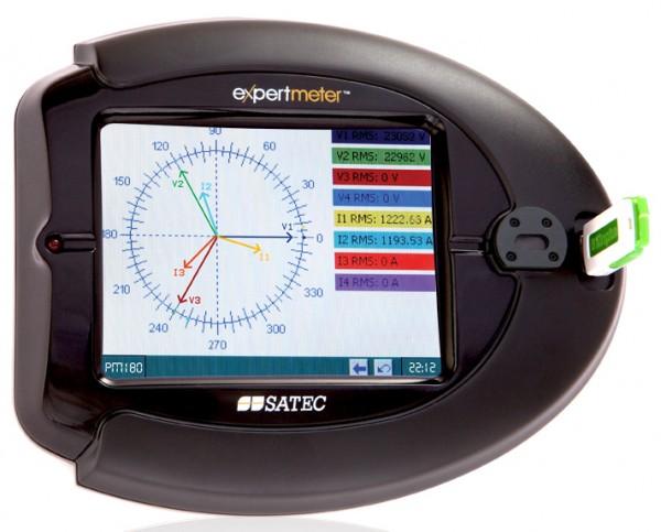 RGM180 - Анализатор качества электроэнергии - удаленный графический дисплей