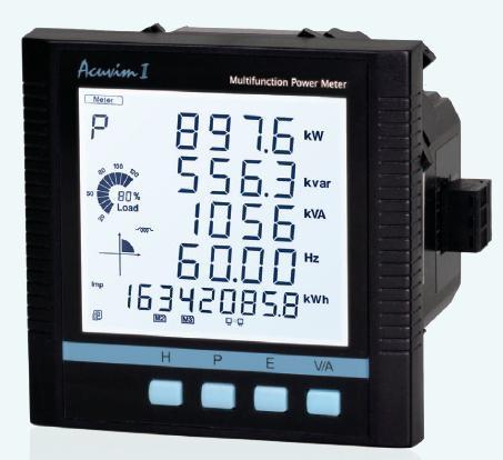 Acuvim II - Анализатор качества электроэнергии