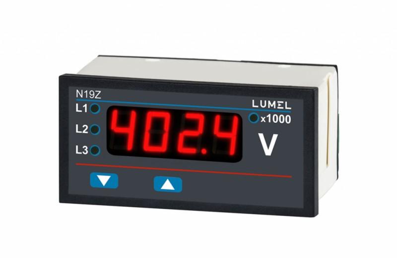 N19Z - Цифровой измерительный прибор