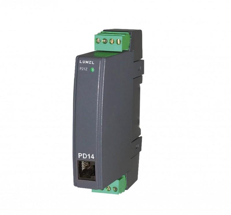 P21Z - Преобразователь среднеквадратичных значений тока и напряжения