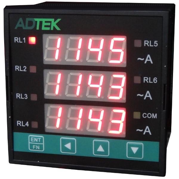 CM3-VA9 - Многофункциональный трехфазный измеритель напряжения и тока