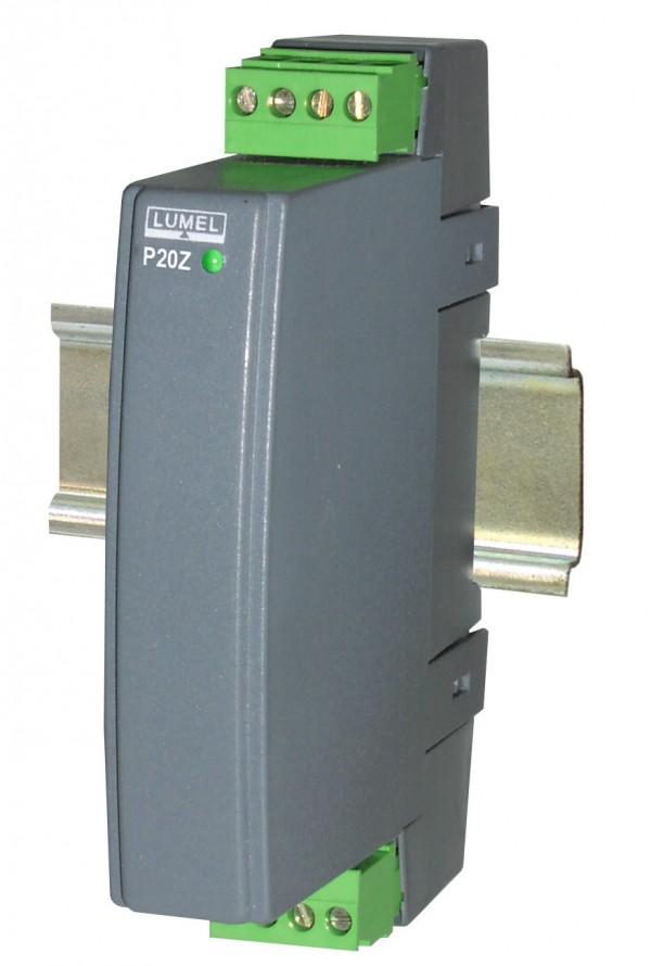 Измерительный преобразователь переменного тока или напряжения P20Z предназначен для преобразования...