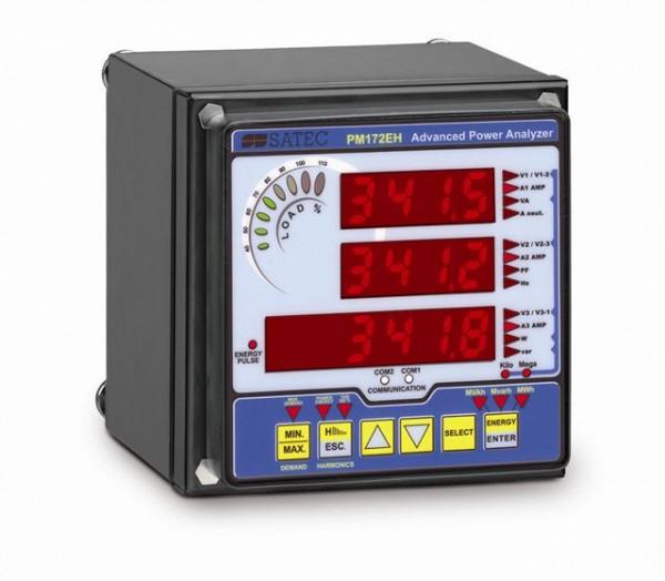 PM172EH - Анализатор качества электрической энергии SATEC