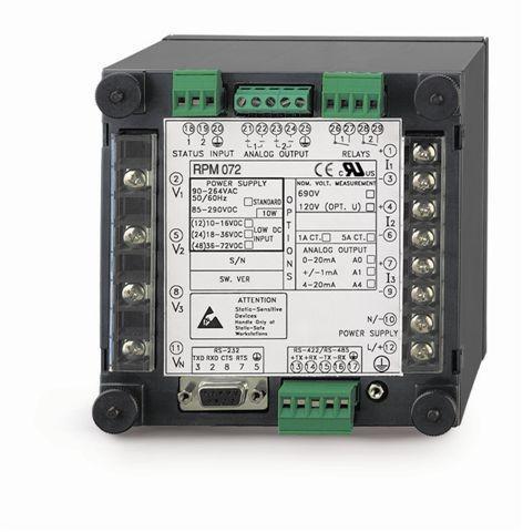 RPM072E - Регистратор напряжения и тока