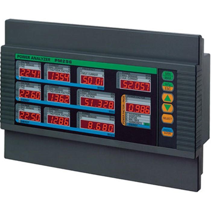 PM296 - Качество электроэнергии - прибор учета и анализа SATEC