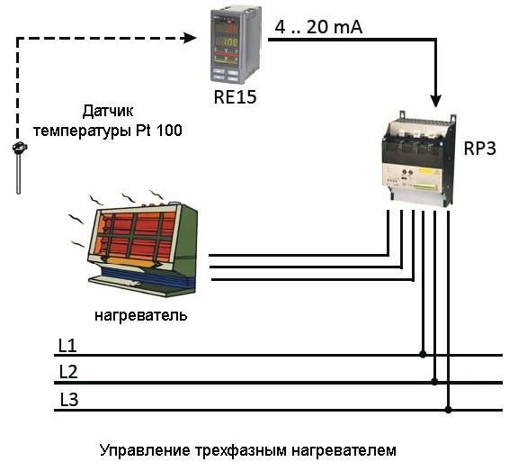 напряжения на нагрузке от фазы открытия симистора показана рис.  Набор NF245 позволяет собрать регулятор мощности на...