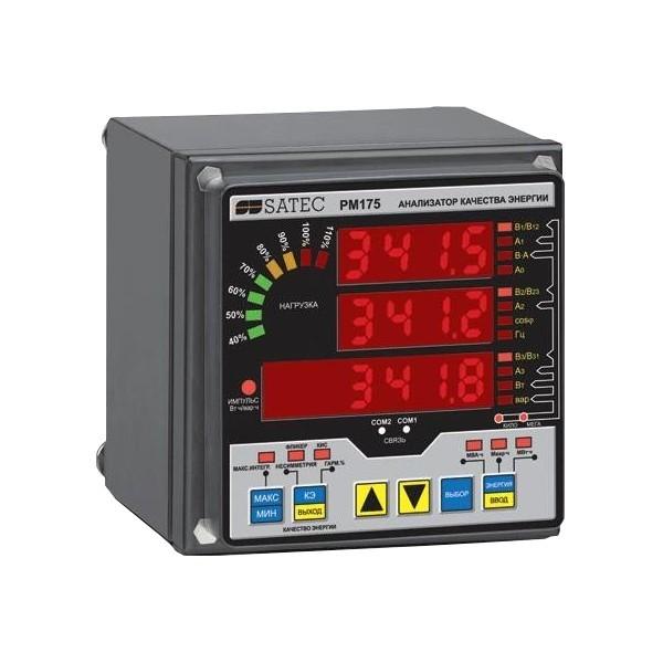 PM175 - Анализатор качества электроэнергии SATEC