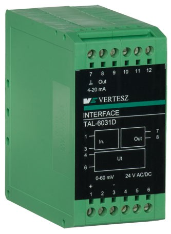 TAL- Измерительный преобразователь постоянного тока и напряжения
