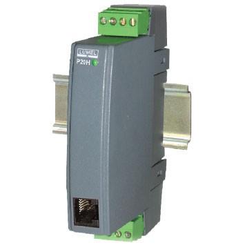 P20H - Программируемый преобразователь постоянного тока и напряжения