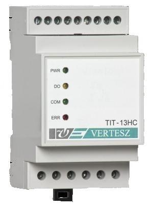 TIT-HC - Измерительный преобразователь переменного тока с RS-485