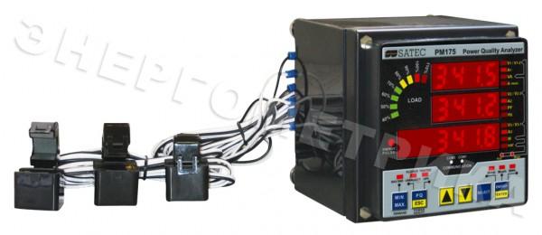 PM175-SC - Анализатор качества электроэнергии с внешними трансформаторами тока